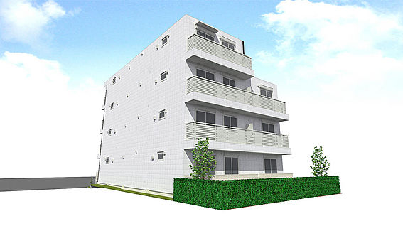 一棟マンション-さいたま市南区南浦和2丁目 外観