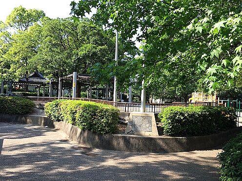 アパート-豊中市本町3丁目 稲荷山公園 約750m 徒歩10分