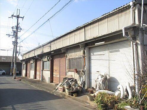 工場-東大阪市横小路町6丁目 西側建物