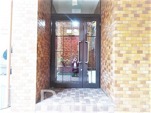 中古マンション-江東区深川2丁目 綺麗に管理されたエントランス