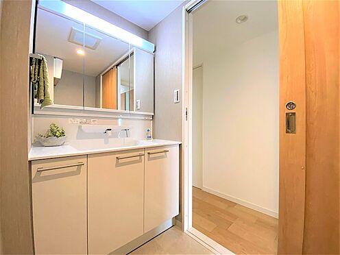 中古マンション-相模原市緑区東橋本2丁目 洗面室、洗面台