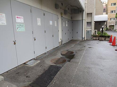中古マンション-中央区新川2丁目 ゴミ置き場