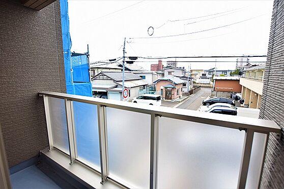 新築一戸建て-仙台市若林区六丁の目中町 バルコニー