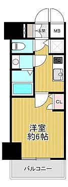 マンション(建物一部)-大阪市都島区中野町1丁目 間取り