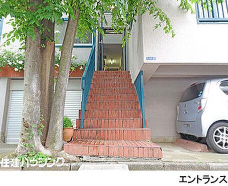 マンション(建物全部)-新宿区西新宿4丁目 玄関