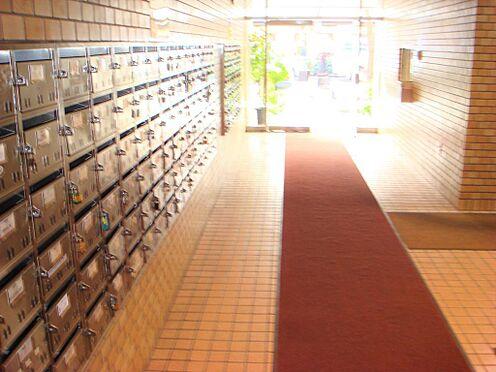 マンション(建物一部)-中央区日本橋兜町 エントランスです。