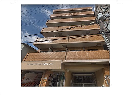マンション(建物一部)-大阪市北区長柄中3丁目 外観