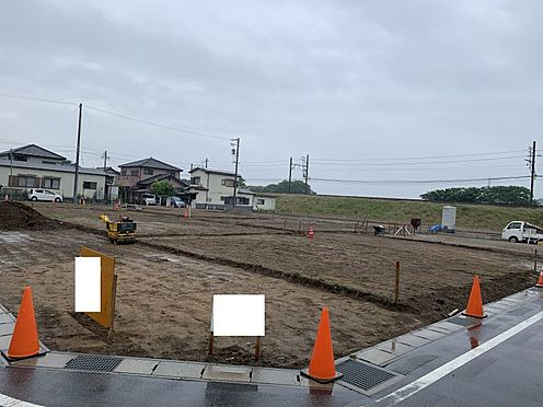 土地-西尾市吉良町上横須賀池端 是非現地でお好きな間取りを当てはめてみてください。
