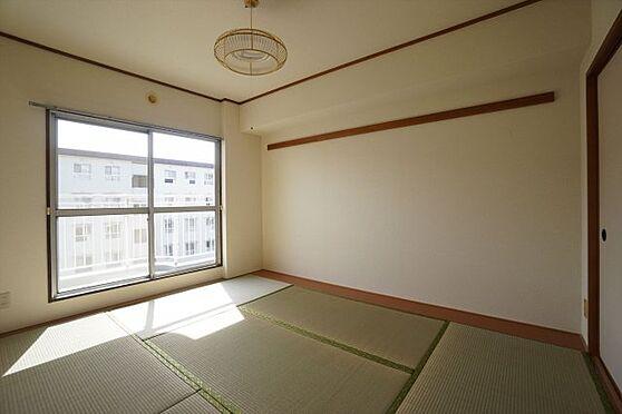 中古マンション-川越市大字古谷上 和室があれば客間としても活用できます