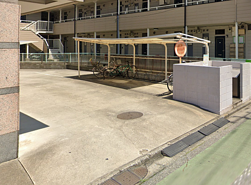 一棟マンション-東松山市神明町1丁目 駐輪場