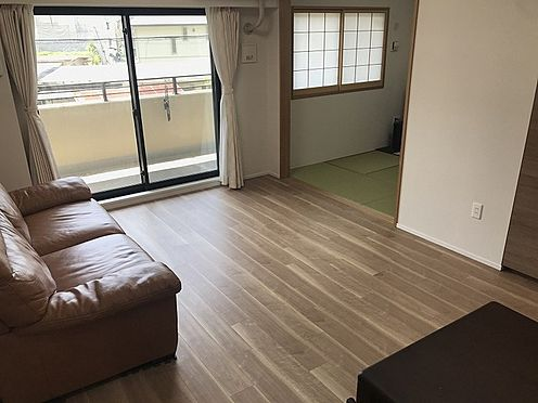 中古マンション-池田市石橋2丁目 居間