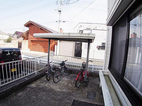 アパート-水戸市姫子1丁目 駐輪場