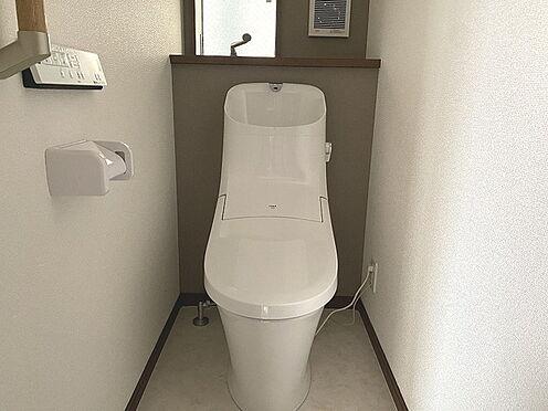 新築一戸建て-堺市西区浜寺石津町西5丁 トイレ