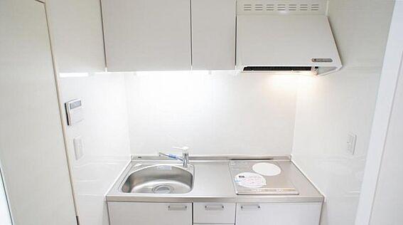 マンション(建物全部)-仙台市若林区新寺2丁目 201・301・401号室 キッチン