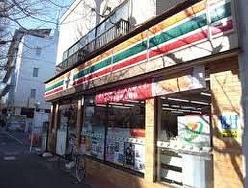 中古マンション-杉並区梅里1丁目 セブンイレブン高円寺青梅街道店 徒歩4分。 250m