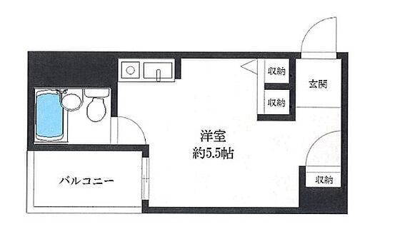 マンション(建物一部)-大阪市西成区玉出中2丁目 間取り