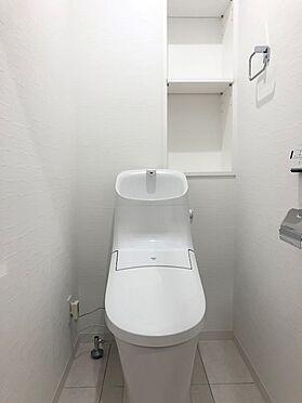 中古マンション-鶴ヶ島市富士見4丁目 トイレ