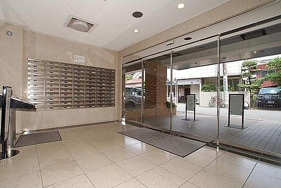 マンション(建物一部)-川崎市中原区上新城2丁目 エントランス