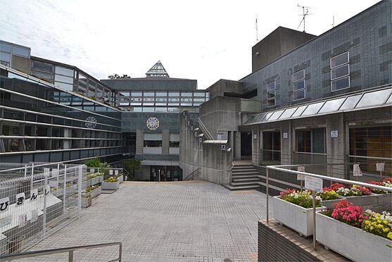 土地-世田谷区八幡山1丁目 世田谷区立上北沢図書館(1013m)