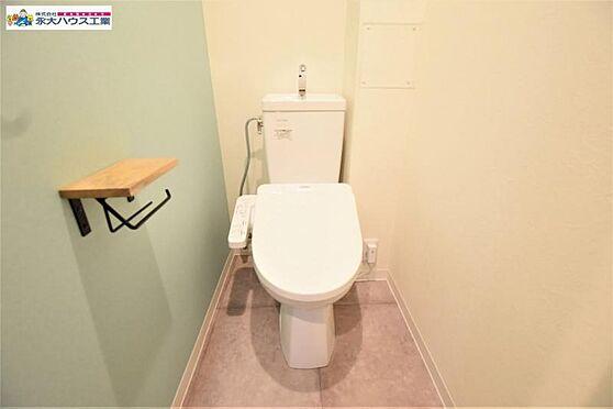 中古マンション-仙台市太白区長町字越路 トイレ