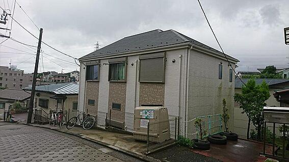 アパート-横浜市保土ケ谷区釜台町 外観