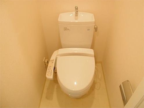 マンション(建物一部)-文京区春日2丁目 トイレ