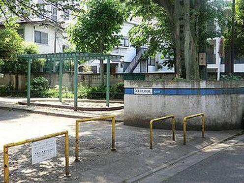 マンション(建物一部)-目黒区青葉台3丁目 周辺環境:大坂上児童遊園