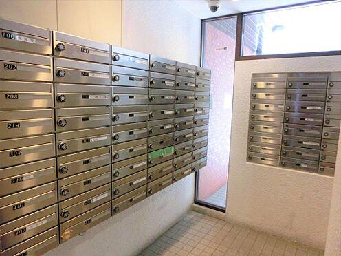 マンション(建物一部)-中央区築地4丁目 郵便ボックスです。