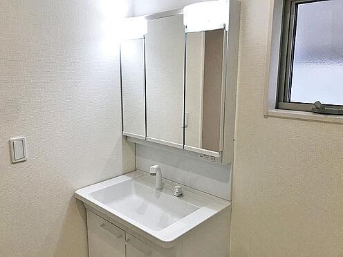 新築一戸建て-豊中市上野西4丁目 洗面