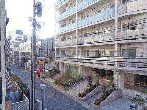 事務所(建物一部)-渋谷区千駄ヶ谷3丁目 ダイニングキッチン西側窓からの眺望
