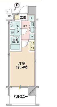 マンション(建物一部)-神戸市東灘区深江本町3丁目 間取り