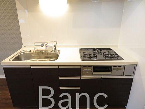 中古マンション-大田区中馬込2丁目 3口ガスコンログリル付きでお料理も捗りますね、