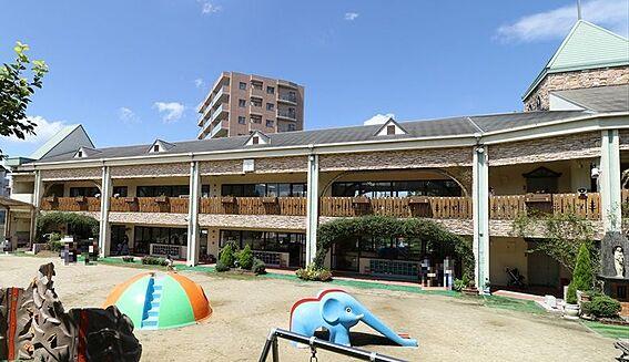 土地-名古屋市緑区ほら貝1丁目 あけの星幼稚園 429m 徒歩約6分