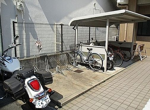 マンション(建物一部)-大阪市東成区東中本2丁目 駐輪スペースあり
