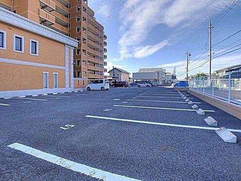 中古マンション-春日井市前並町1丁目 駐車しやすい平面駐車場!