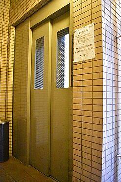マンション(建物一部)-京都市下京区松原中之町 エレベーターもあるので便利です。
