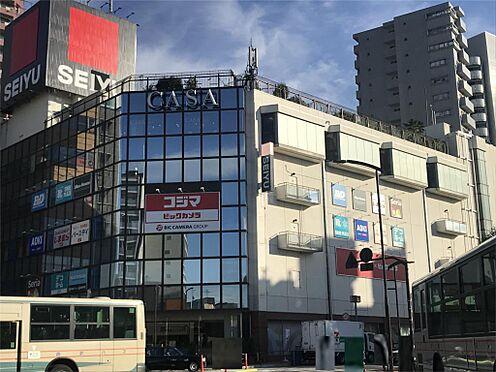 中古マンション-新座市栗原4丁目 ビックカメラひばりが丘店(1170m)