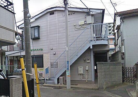 アパート-横浜市港北区下田町4丁目 外観