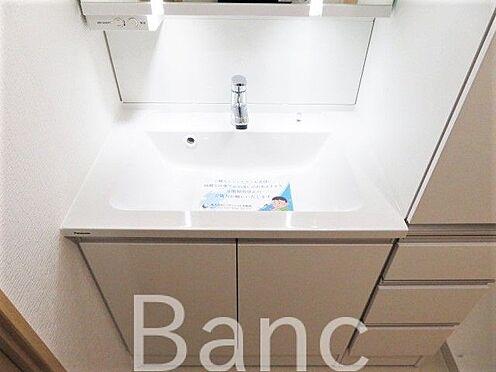 中古マンション-足立区東和3丁目 使い勝手のいい洗面台です