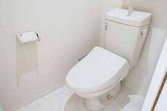 マンション(建物全部)-新宿区大久保1丁目 トイレ