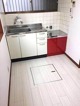 アパート-江戸川区上一色3丁目 キッチン
