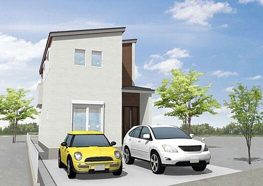 新築一戸建て-名古屋市中川区新家3丁目 家族みんなが気持ちよく過ごすための構造と使いやすい間取りを実現。