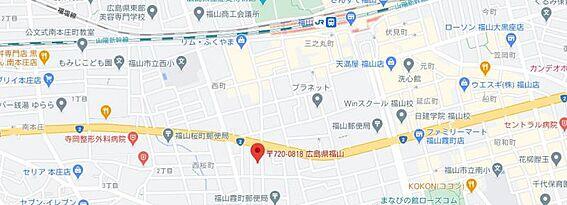 区分マンション-福山市西桜町1丁目 その他