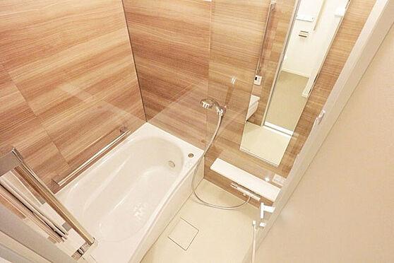 区分マンション-新宿区西早稲田3丁目 浴室