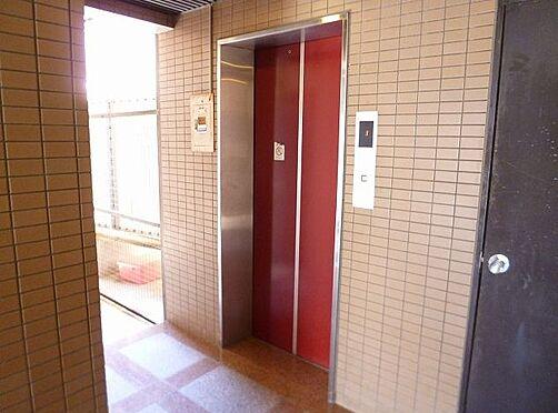 マンション(建物一部)-大阪市都島区内代町3丁目 お洒落なエレベーター
