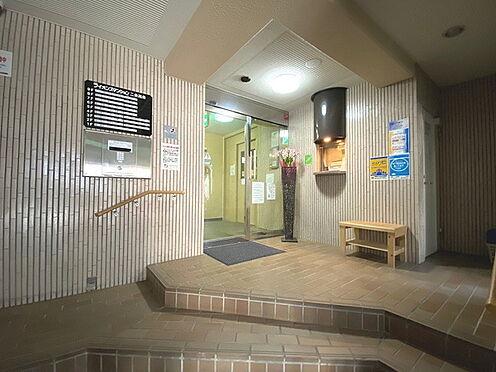 マンション(建物一部)-京都市中京区二条通高倉西入松屋町 エントランス