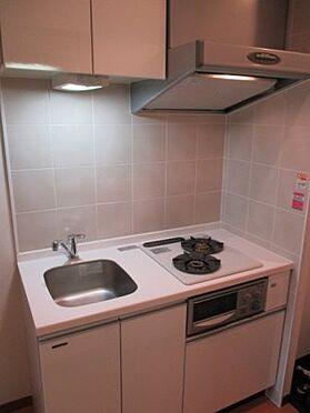 マンション(建物一部)-横浜市西区中央2丁目 キッチン