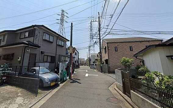 アパート-横浜市戸塚区汲沢7丁目 周辺