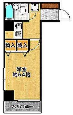 マンション(建物一部)-神戸市兵庫区水木通1丁目 収納も多く便利な間取り。