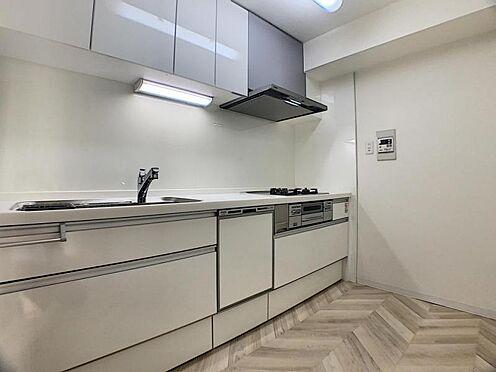 区分マンション-名古屋市南区豊2丁目 食器洗乾燥機付きで家事の効率もアップします!